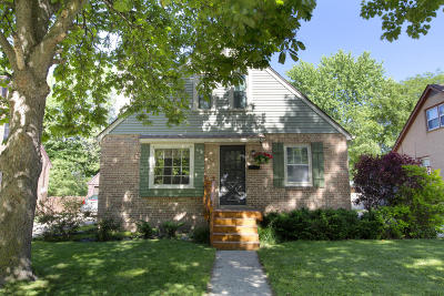 West Allis Single Family Home For Sale: 1120 S 94th St