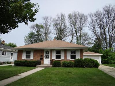 Racine County Single Family Home For Sale: 3333 6th Ave