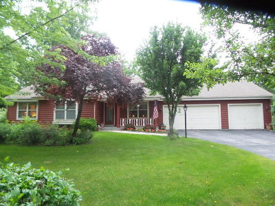 Grafton Single Family Home For Sale: 298 W Maple St