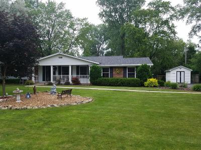 Germantown Single Family Home For Sale: W157n9738 Glenwood Rd