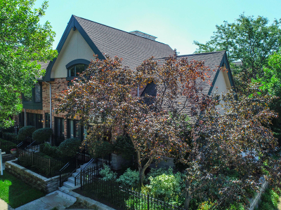 Milwaukee Condo/Townhouse Active Contingent With Offer: 1003 E Lyon St
