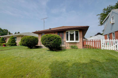 Racine County Single Family Home For Sale: 3426 9th Ave