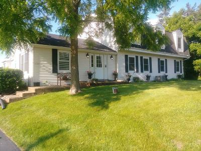 Kenosha County Single Family Home For Sale: 22221 45th St