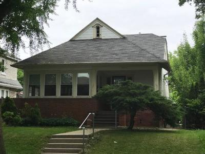 Milwaukee County Single Family Home For Sale: 2415 N 48th Street
