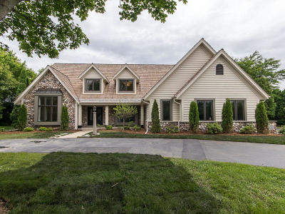 Mequon Single Family Home For Sale: 3917 W Gazebo Hill Pkwy