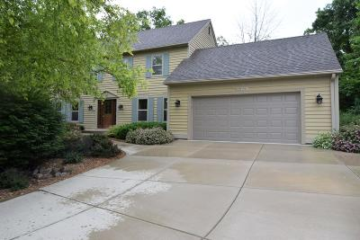 Muskego Single Family Home For Sale: S77w19851 Holly Patch Ct