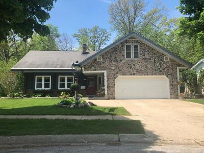 Milwaukee County Single Family Home For Sale: 5429 Montgomery Dr