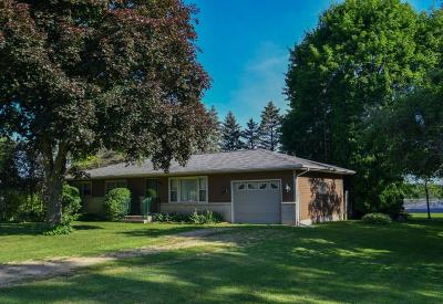 Cambridge Single Family Home Active Contingent With Offer: W9606 Blue Jay Way