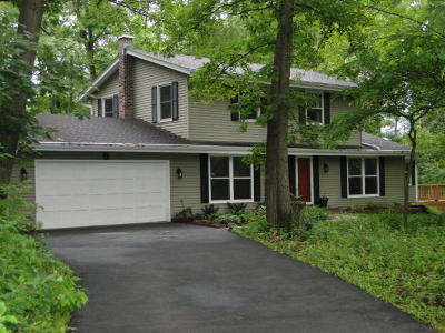 Waterford Single Family Home Active Contingent With Offer: 1209 Kirkwood Dr