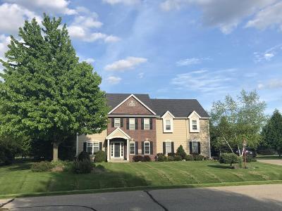 Nashotah Single Family Home For Sale: W331n3440 Maplewood Rd
