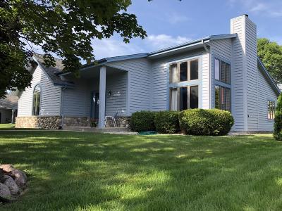 Menomonee Falls Single Family Home For Sale: W163n7630 Tamarack Trl