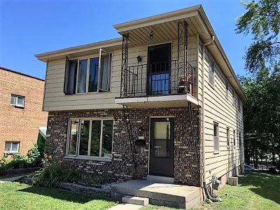West Allis Two Family Home Active Contingent With Offer: 8713 W National Ave