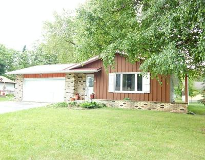 Fort Atkinson Single Family Home For Sale: 1109 Laurie Dr