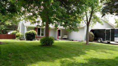 Franklin Single Family Home Active Contingent With Offer: 9068 S 29th St