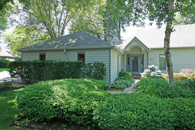 Oconomowoc Condo/Townhouse Active Contingent With Offer: 208 Pine Ter