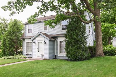 Milwaukee Single Family Home For Sale: 4475 S Griffin Ave