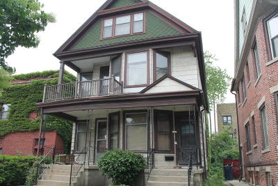 Milwaukee Two Family Home For Sale: 1573 N Warren Ave #1575