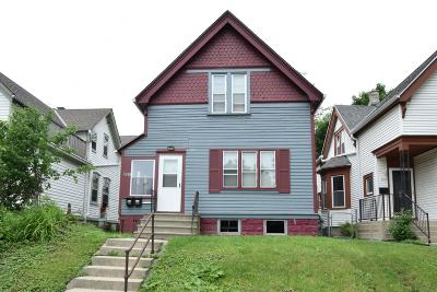 Milwaukee WI Two Family Home For Sale: $214,900