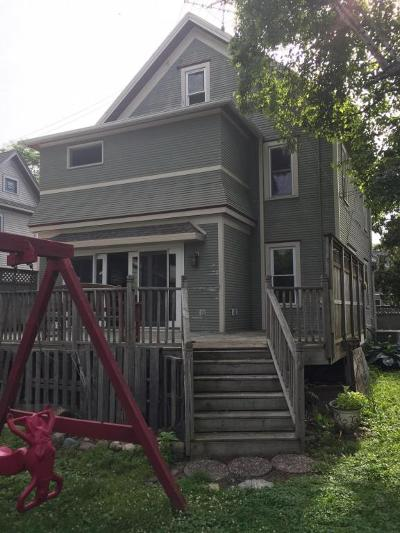 Fort Atkinson Single Family Home For Sale: 609 Grant St