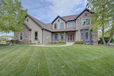 Oconomowoc Single Family Home For Sale: W347n5846 Foxglove Ct