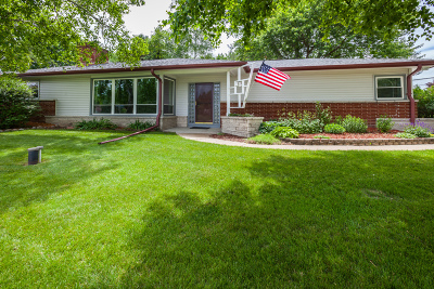 Franklin Single Family Home For Sale: 11521 W Bel Mar Dr