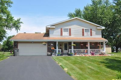 Muskego Single Family Home For Sale: W133 S6824 Bristlecone Ct