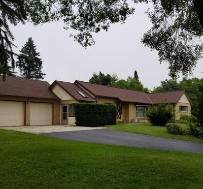 Menomonee Falls Single Family Home Active Contingent With Offer: W180n9042 Leona Ln