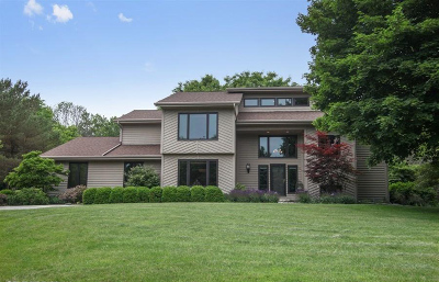 Grafton Single Family Home For Sale: 1753 Maple Rd