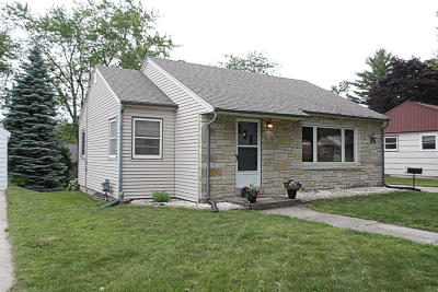 Grafton Single Family Home For Sale: 1020 6th Ave