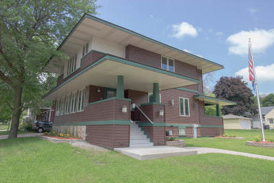 Menomonee Falls Single Family Home Active Contingent With Offer: N89w16106 Main St