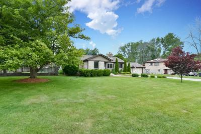 Greenfield Single Family Home Active Contingent With Offer: 5471 S Honey Creek Dr