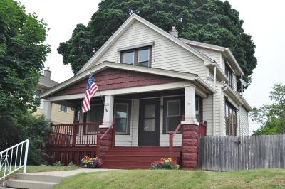 West Allis Single Family Home For Sale: 2066 S 75th St