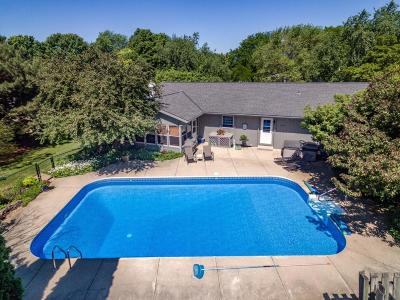 Oconomowoc Single Family Home Active Contingent With Offer: 807 Dante Dr