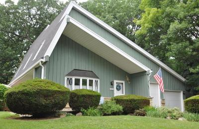 Franklin Single Family Home Active Contingent With Offer: 7952 W Bur Oak Dr