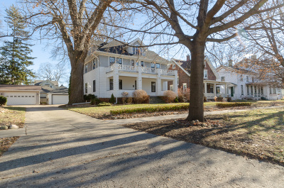 Watertown Single Family Home For Sale: 901 S Seventh St