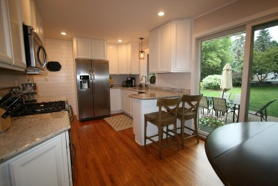 Grafton Single Family Home Active Contingent With Offer: 1937 Mayfair Rd
