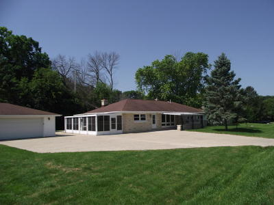 Franklin Single Family Home For Sale: 10601 W Cortez Rd