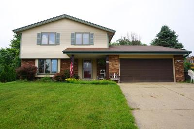 Mukwonago Single Family Home For Sale: 1255 Crown Ct