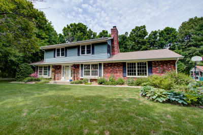Campbellsport Single Family Home For Sale: N2631 County Road Ss