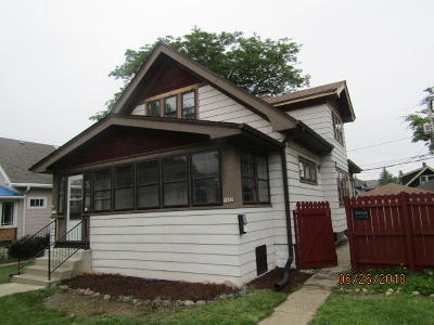 West Allis Two Family Home For Sale: 1610 S 77th St