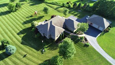 Oconomowoc Single Family Home Active Contingent With Offer: N71 W34223 Northern Lights Dr