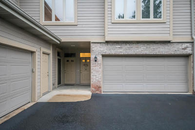 Waukesha Condo/Townhouse Active Contingent With Offer: 1510 Gabriel Dr #6