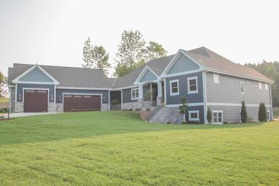 Single Family Home For Sale: W238n7540 High Ridge Dr