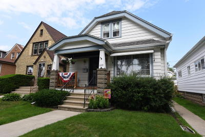 West Allis Single Family Home Active Contingent With Offer: 1958 S 77th St.