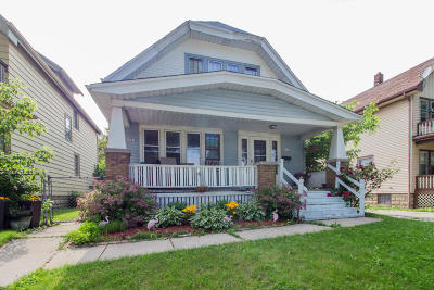 West Allis Two Family Home For Sale: 1571 S 62nd St 1573
