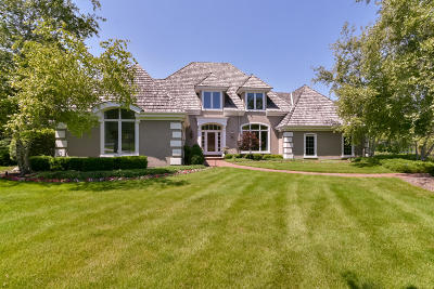 Mequon Single Family Home For Sale: 11319 N Rudella Rd