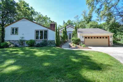 Brookfield Single Family Home Active Contingent With Offer: 15365 W Burleigh Rd