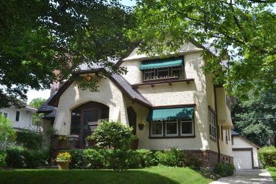 Single Family Home Active Contingent With Offer: 6614 Cedar St
