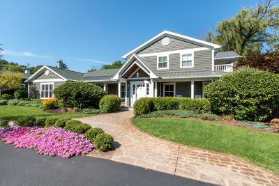 Lake Geneva Single Family Home For Sale: N1373 Academy Rd