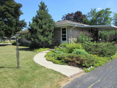 Menomonee Falls Single Family Home For Sale: N88w18167 Christman Rd